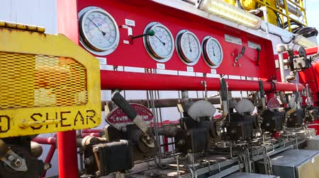 perfuração : Accumulator Unit (Koomey) Surface BOP Control System in Oil Drilling Rig