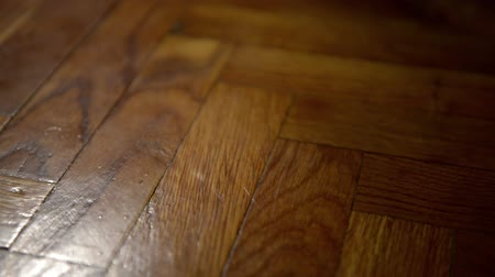 tiled floor : Old Wooden Floor sliding