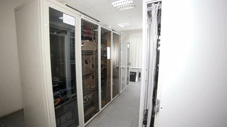 serwerownia : Server Room. Data center.