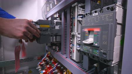 switch : Manufacturing of equipment for electrical distribution systems.