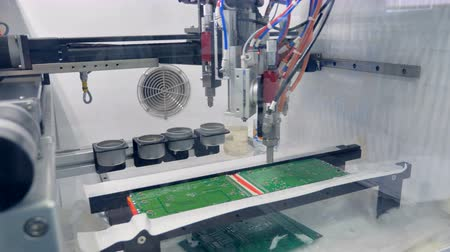 yoğunluk : A non-contact circuit board production process.