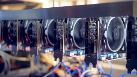 gpu : Multiple graphic processing units working in a mining rig