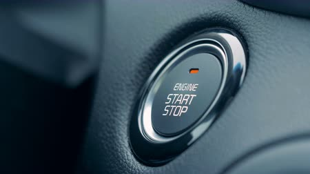 melez : Ignition of car engine by pushing a button