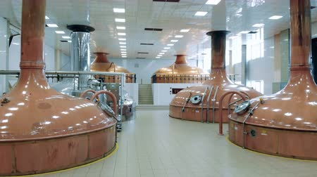 dourado : Brewery with multiple distilling tanks