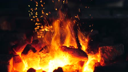 rabble : Burning coals are getting shuffled with a rabble