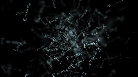 físico : The theory of relativity (E = mc2)