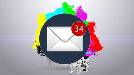 e mail address : Many emails delivered. Spam attacks.