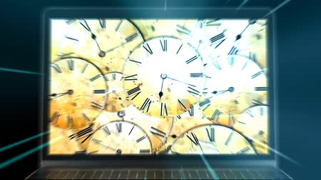 relativity : Travel to the future. Distortion of time. Computer techologies.