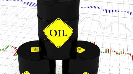 galon : Barrels of oil on the stock market.