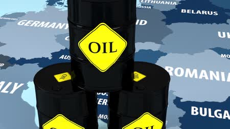 petroquímico : Oil in Europe. Barrel of oil in the stock market. Market Trades. Vídeos