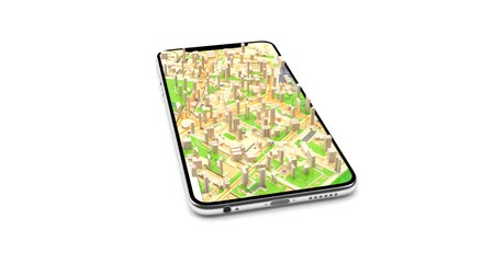cartografia : Mobile card in the phone. Growth of cities on the map. Gps search short cuts. Vídeos