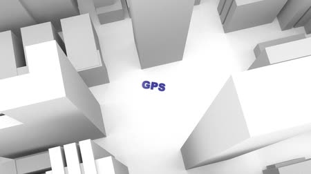 odznak : Search for the desired path through the gps. Geolocation. Find a road in the city. My coordinates