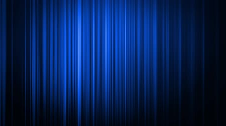 Blue vertical lines gently pulsate and move.