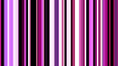 rendered : Vertical lines continuously cycle through shades of purple. Looping