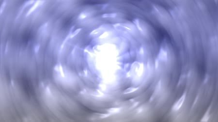 A heavenly vortex continuously rotates on the screen