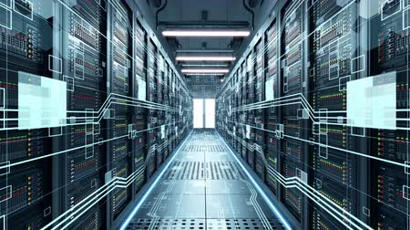 databank : IT-engineering, rackservers in het moderne datacenter.