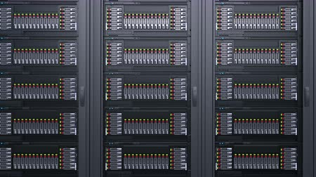 razzia : IT engineering, rack servers in the modern data center.