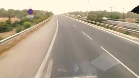 řídit : Driving Hyperlapse POV