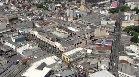 brasil : Aerial view of Plaza Shopping Osasco Brazil