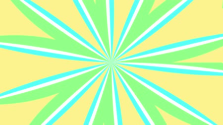 estalo : Streaks Animation Seamless loop Pattern with Pastel Color Style