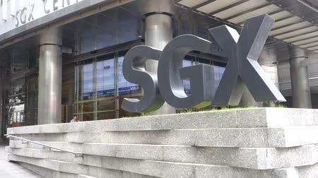 Singapore Exchange Limited is an investment holding company located in Singapore SGX Centre is a twin tower high-rise complex in the city of Singapore Dostupné videozáznamy