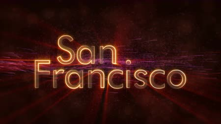 прибытие : San Francisco - United States of America