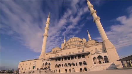 Kocatepe Mosque in Capital of Turkey Dostupné videozáznamy