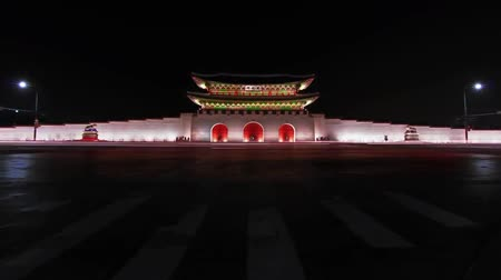 gyeongbokgung : Gwanghwamun Gate is the main gate of Gyeongbokgung Palace in Seoul, South Korea.