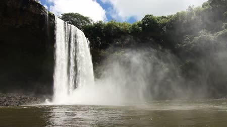 amazonka : Amazing Large Waterfall