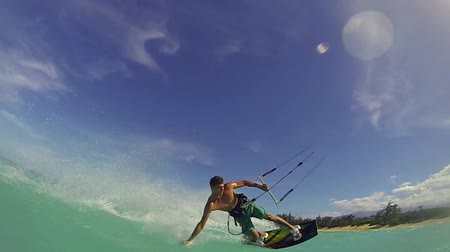 surf : Kite Boarding, estrema estate Sport