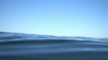 natureza : Slow Motion Ocean Water Texture Background