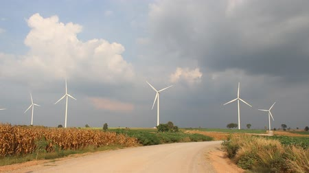 Wind turbine, environment friendly energy, Thailand
