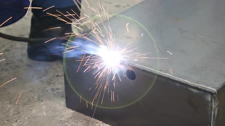 Shielded metal arc welding (SMAW), also known as manual metal arc welding (MMAW) or flux shielded arc welding