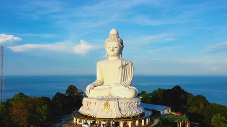 lépcsőház : Phuket Big Buddha is one of the island most important and revered landmarks on the island. big Buddha is on the top of high mountain can see around the Phuket island when you are there