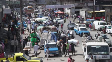 сырой : The Mercato, Ethiopia, Addis Ababa, the biggest open air market in Africa.