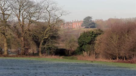 anglia : Beautiful View of Maple Hayes Stately Home - Historic  English Country House