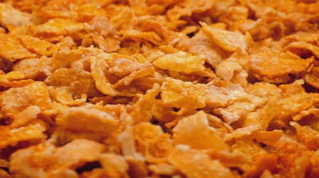 cereais : Cereal Flakes Rotating