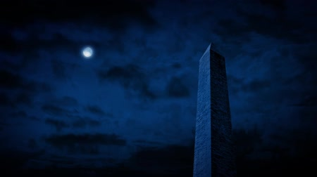 anıt : The Washington Monument At Night