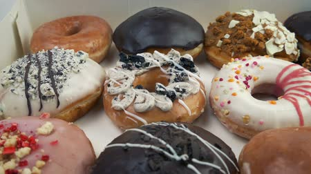 kaplanmış : Moving Across Box Of Mixed Donuts