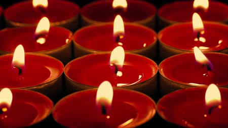 convento : Red Candles In The Dark
