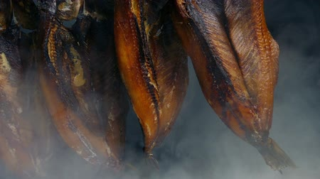 smoked : Smoking Kippers Moving Shot