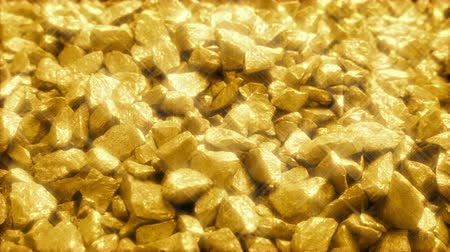 nugget : Sparkling Pile Of Gold Nuggets
