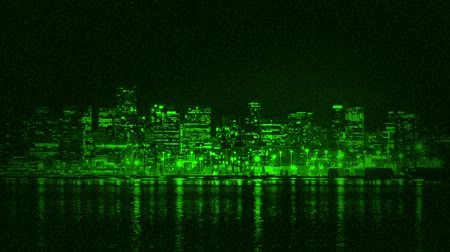 vizyon : City Waterfront Night Vision