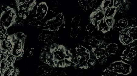 Oily Black Substance Morphing Loop