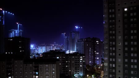 Timelapse Citylife. Full HD, 1080p, 30fps.