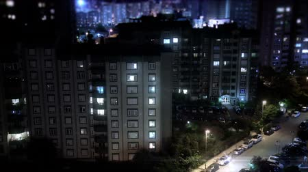 Timelapse Citylife. Full HD, 1080p, 1920x1080.