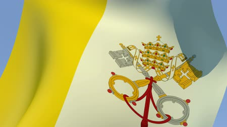 avrupa birliği : Flag of the Vatican City