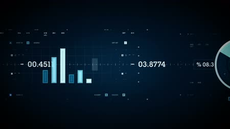 adat : Graphs and Data Tracking Blue