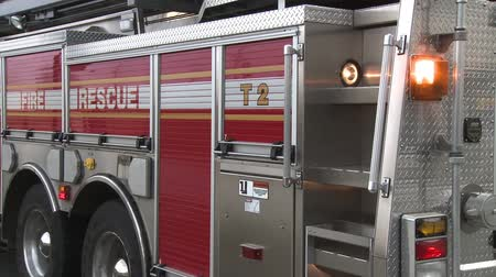 dui : Fire fighters respond to a call