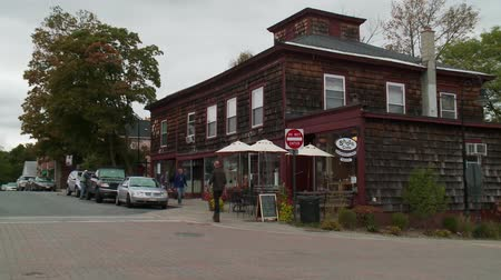 berkshires : Scenes from the Berkshires in Massachusetts Stock Footage